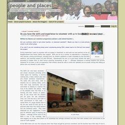 volunteer primary pre school Swaziland