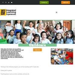 Volunteer with Children - INLEXCA