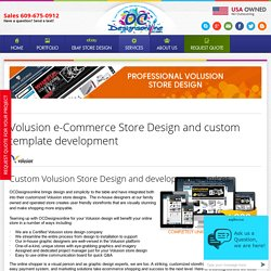 Best Volusion Templates For Sale At OCDesignsOnline