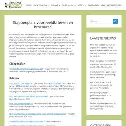 Stappenplan, voorbeeldbrieven en brochures - StralingsBewust - Verzamelpunt voor informatie over straling