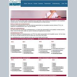 Voorbeeldexamens - Certificaat Ndls als tweede taal