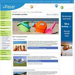 Voordelen van Pasar : Pasar vzw