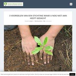 3 voordelen van een stichting waar u nog niet aan heeft gedacht - startersinformatiecentrum.nl