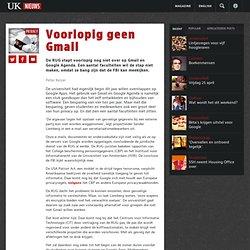 UK: Voorlopig geen Gmail