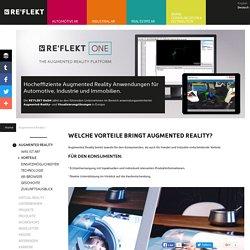 Vorteile - RE'FLEKT GmbH