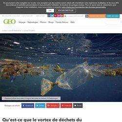 Qu'est-ce que le vortex de déchets du Pacifique nord