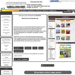 Vosbooks.com; Télécharger Magazines Journaux Livres, Ebooks: DDL