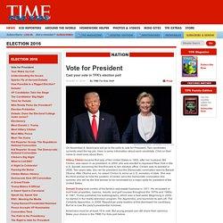 Vote for President