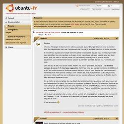 Voter par Internet et Java. (Page 1) / Café Ubuntu