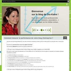 Votre blog d'entreprise est-il performant