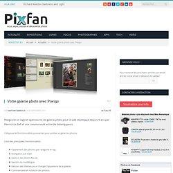 Votre galerie photo avec Piwigo