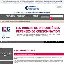 Les CCI à votre service pour l'utilisation des IDC