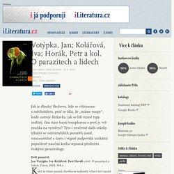 Votýpka, Jan; Kolářová, Iva; Horák, Petr a kol.: O parazitech a lidech - iLiteratura.cz