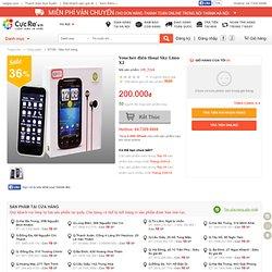 Voucher điện thoại Sky Limo X2