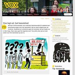 Vox legt uit: het leenstelsel
