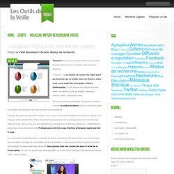 Voxalead. Moteur de recherche videos.