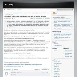 VoxOoFox ; OpenOffice/Firefox avec Pico Svox en version portable