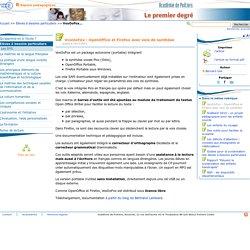 VoxOoFox: OpenOffice et Firefox avec voix de synthèse- Portail premier degré