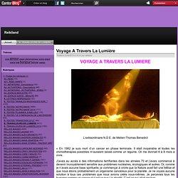 Voyage A Travers La Lumière