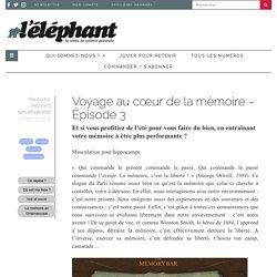 Voyage au cœur de la mémoire – Épisode 3