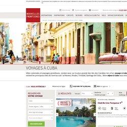 Voyages & circuits Nouvelles Frontières: vacances à la carte et séjours personnalisés