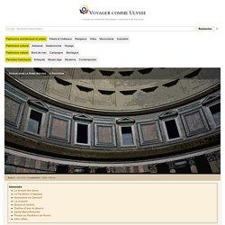 Voyage dans la Rome Antique : le Panthéon