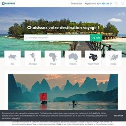 Votre Voyage Sur Mesure - Toutes nos destinations de voyages