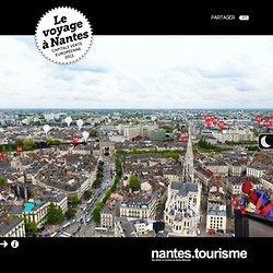 Le Voyage à Nantes à 360 ° - Evènements et visites à Nantes