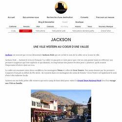 Voyage Aux USA En Famille - Jackson au Wyoming