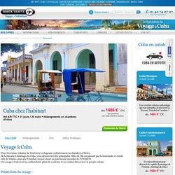 Voyage Cuba chez l'habitant à Cuba : RootsTravel