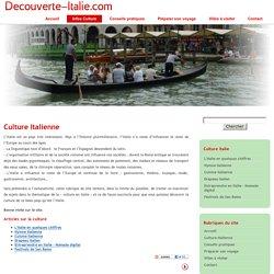 Guide de voyage Italie: culture, histoire de l'Italie