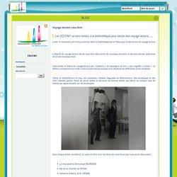 Voyage lecture casa livre - CE2/CM1 - Iconito