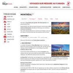 Guide voyage de Montréal : Quoi faire ? Où manger ?