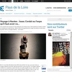 Voyage à Nantes : Isaac Cordal ou l'expo qu'il faut avoir vu... - France 3 Pays de la Loire