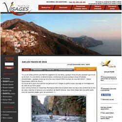 Voyage randonnée Crète - Grèce : Sur les traces de Zeus - Agence Visages