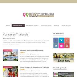 Voyage en Thailande– Blog Trotteuses