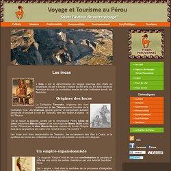 Voyage et tourisme au Perou - Inca - Histoire