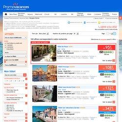 Voyage Venise : 21573 séjours Venise. Vacances pas cher