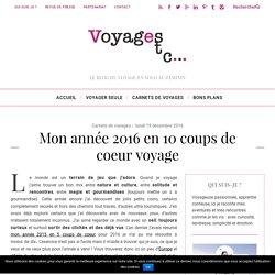 Voyagesetc..., le blog du voyage en solo au féminin