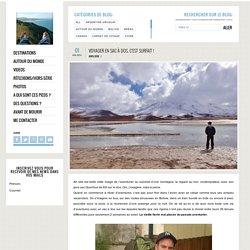Le tour du monde de mes pieds - Blog voyage