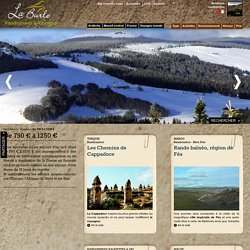 Voyages De 750 € à 1250 € - La Burle, randonnées et voyages