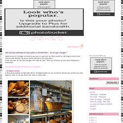 Le blog d'Aena - Voyages et blabla: Mes bonnes adresses et bons plans à Amsterdam : où et que manger ?