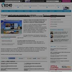 Voyages-sncf.com se connecte aux régions - L'Echo Touristique