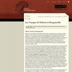 Les voyages de Diderot et Bougainville [ressource]