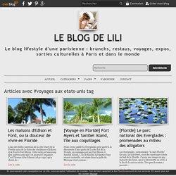 voyages aux etats-unis - Le blog de Lili