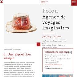 Folon Agence de voyages imaginaires