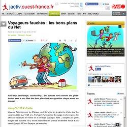 Voyageurs fauchés : les bons plans du Net
