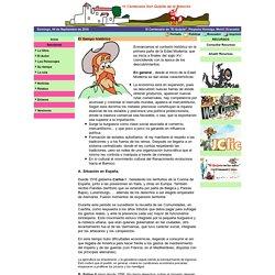 Tiempo histórico del Quijote