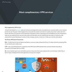 VPN Free App