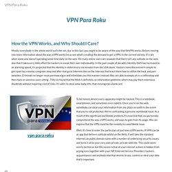VPN Para Roku